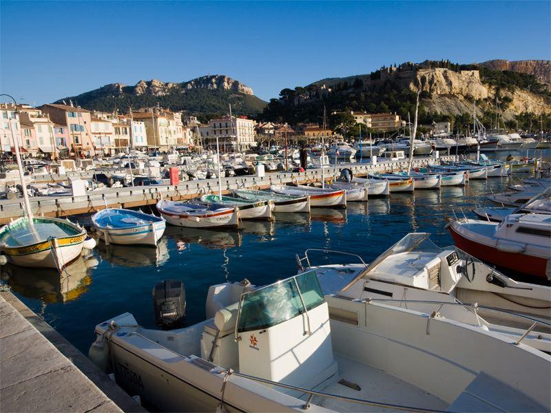Aix en Provence et Cassis, 3 calanques