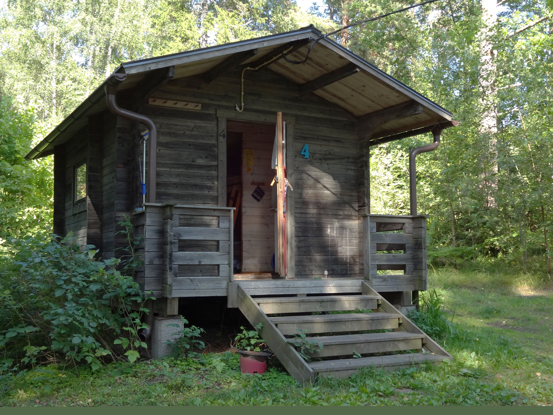 Långvikens stugor, cottage 4