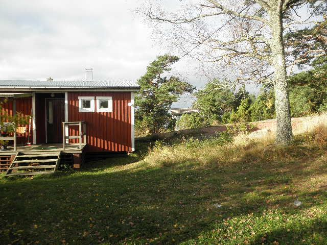 Långvikens stugor, cottages 1-2