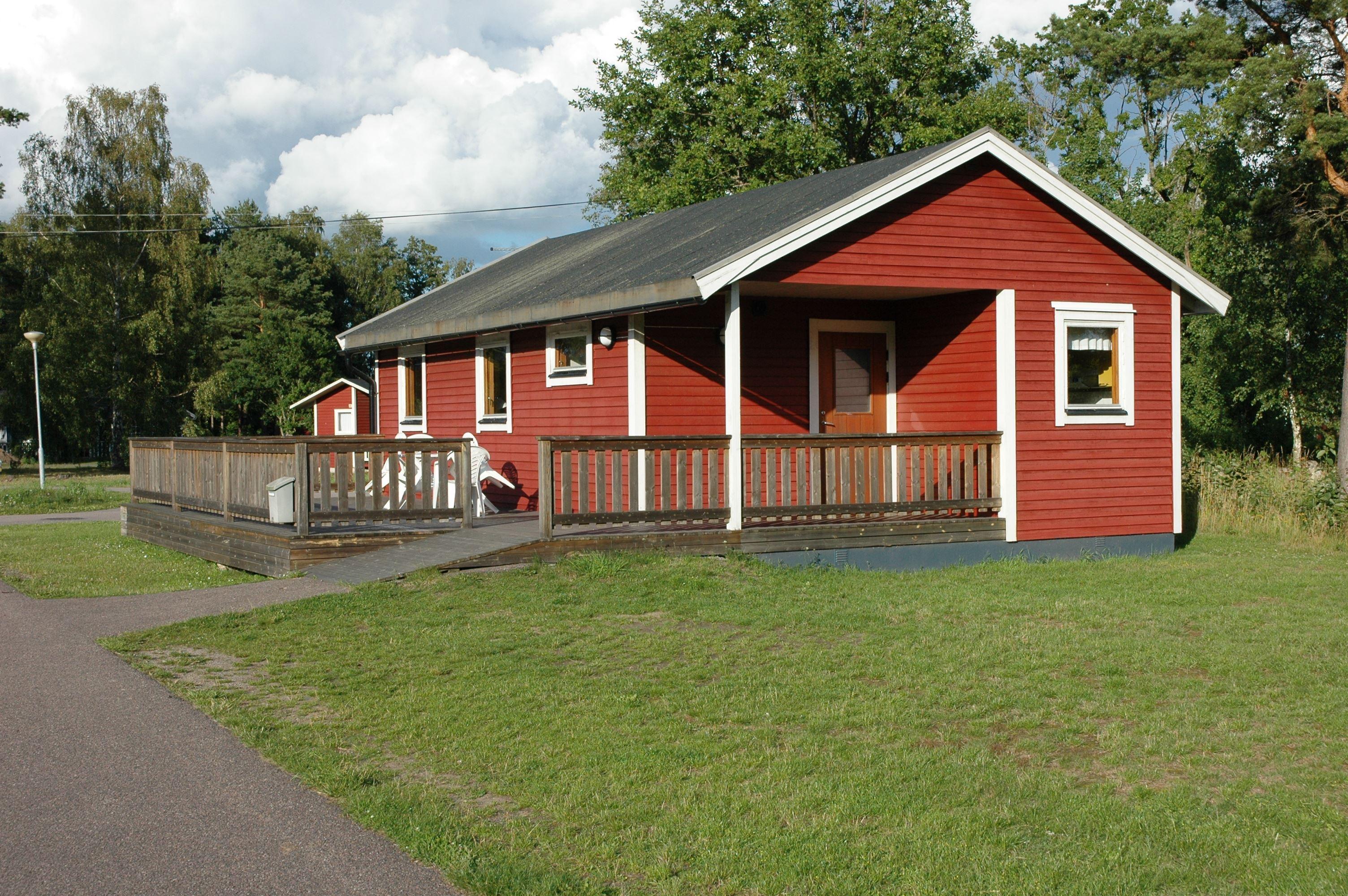 Haga Park Camping & Stugor/Ferienhäuser