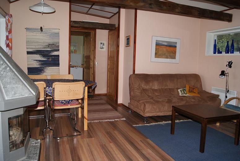 Långvikens stugor, cottage 6