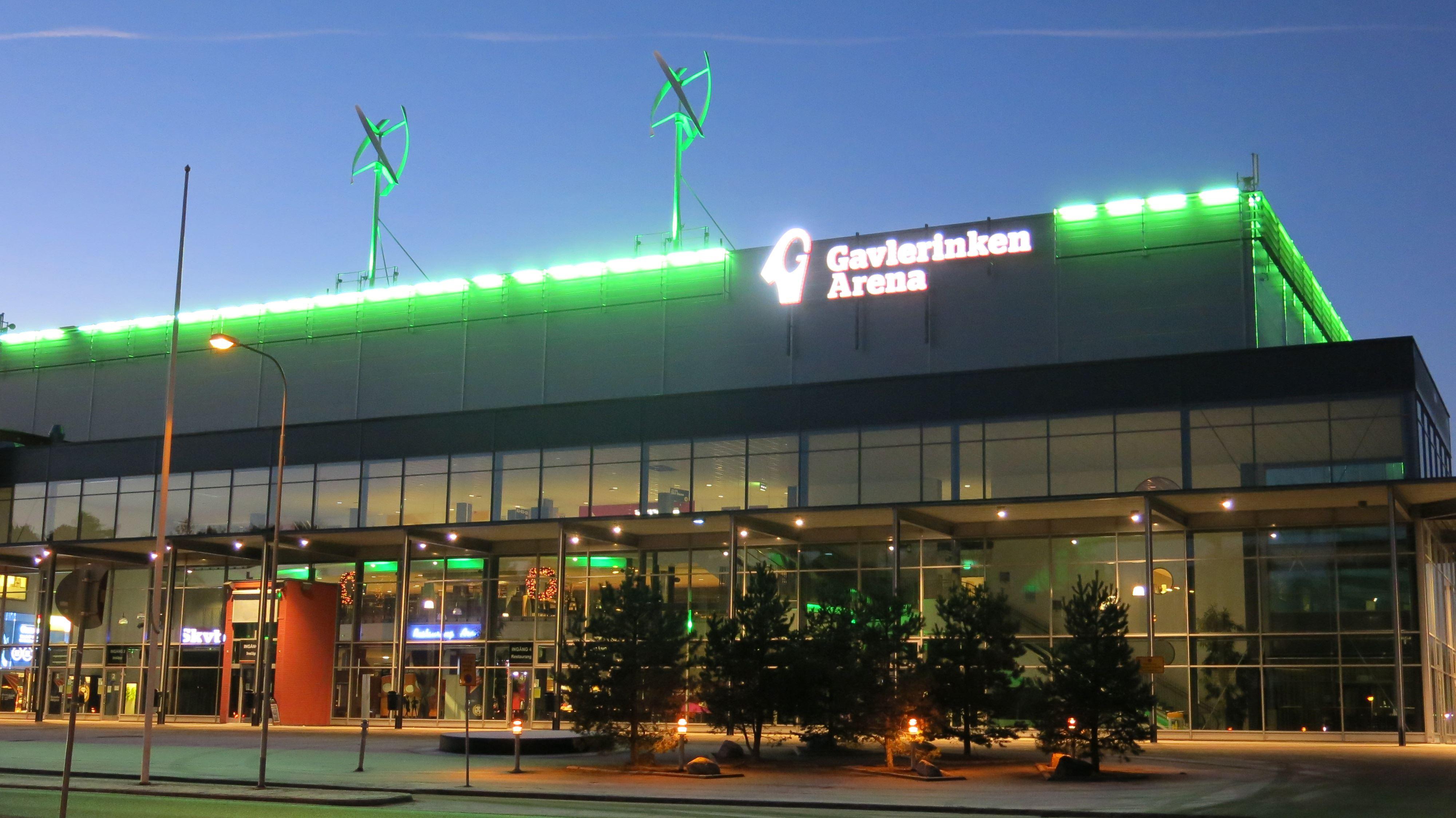 Gavlerinken Arena - Konferens