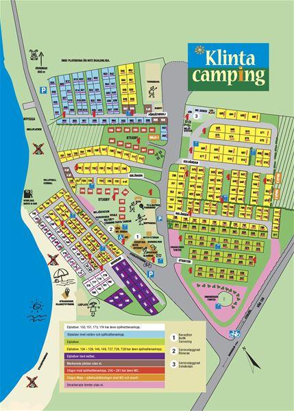Klinta Camping/Camping