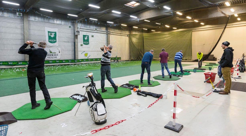 © Umeå Indoor Golf, Umeå Indoor Golf