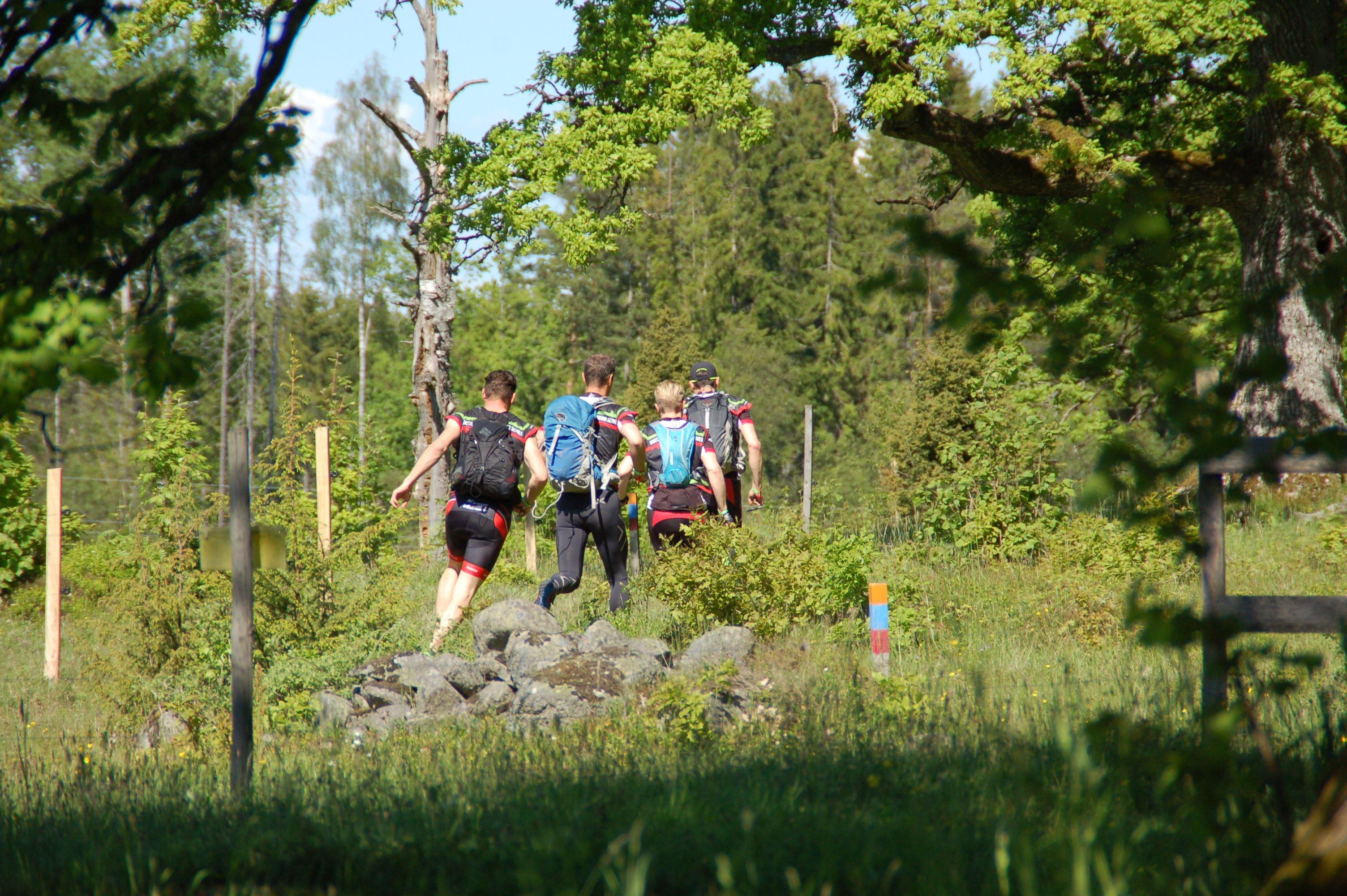 Joggen in Fylleryd