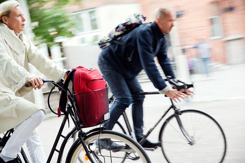 Discover future Lund by bike