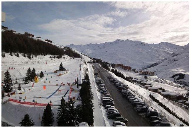 3 Pièces 6 Pers skis aux pieds / ALPAGES 801