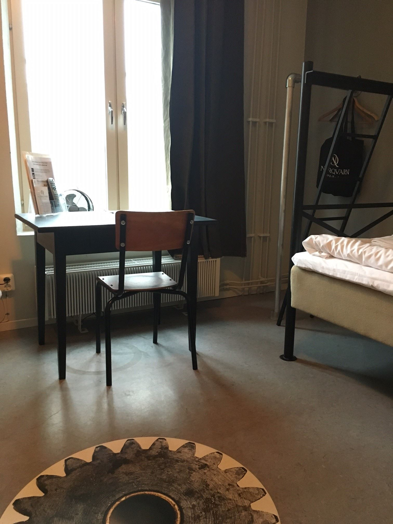 Norrqvarn Hotell, Budget
