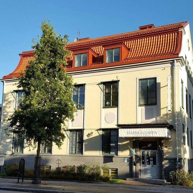 Stadskällarens Hotel & SVIF Hostel