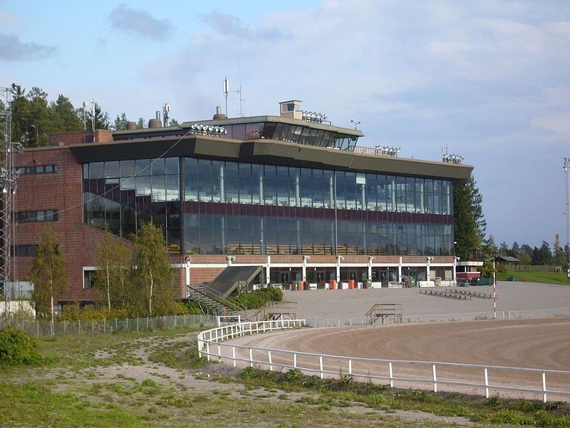 Jokimaa horse racing centre