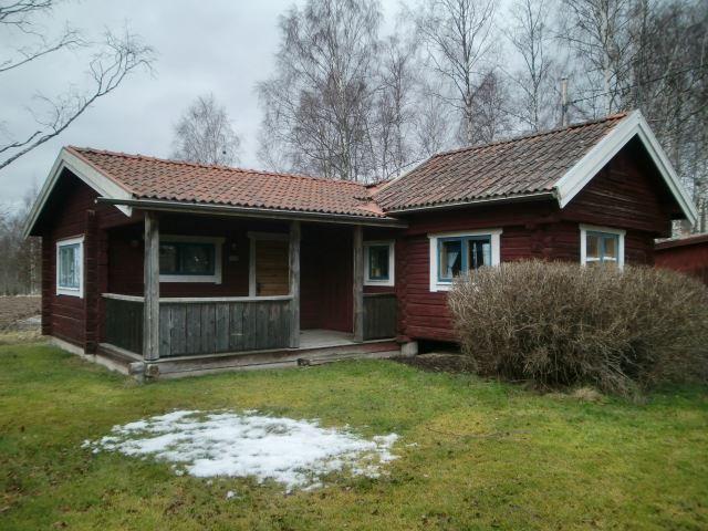 R219 Utby, 5 km S Rättvik
