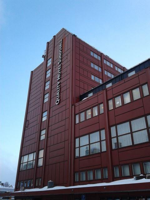Studenterbjudande Quality Hotel Sundsvall