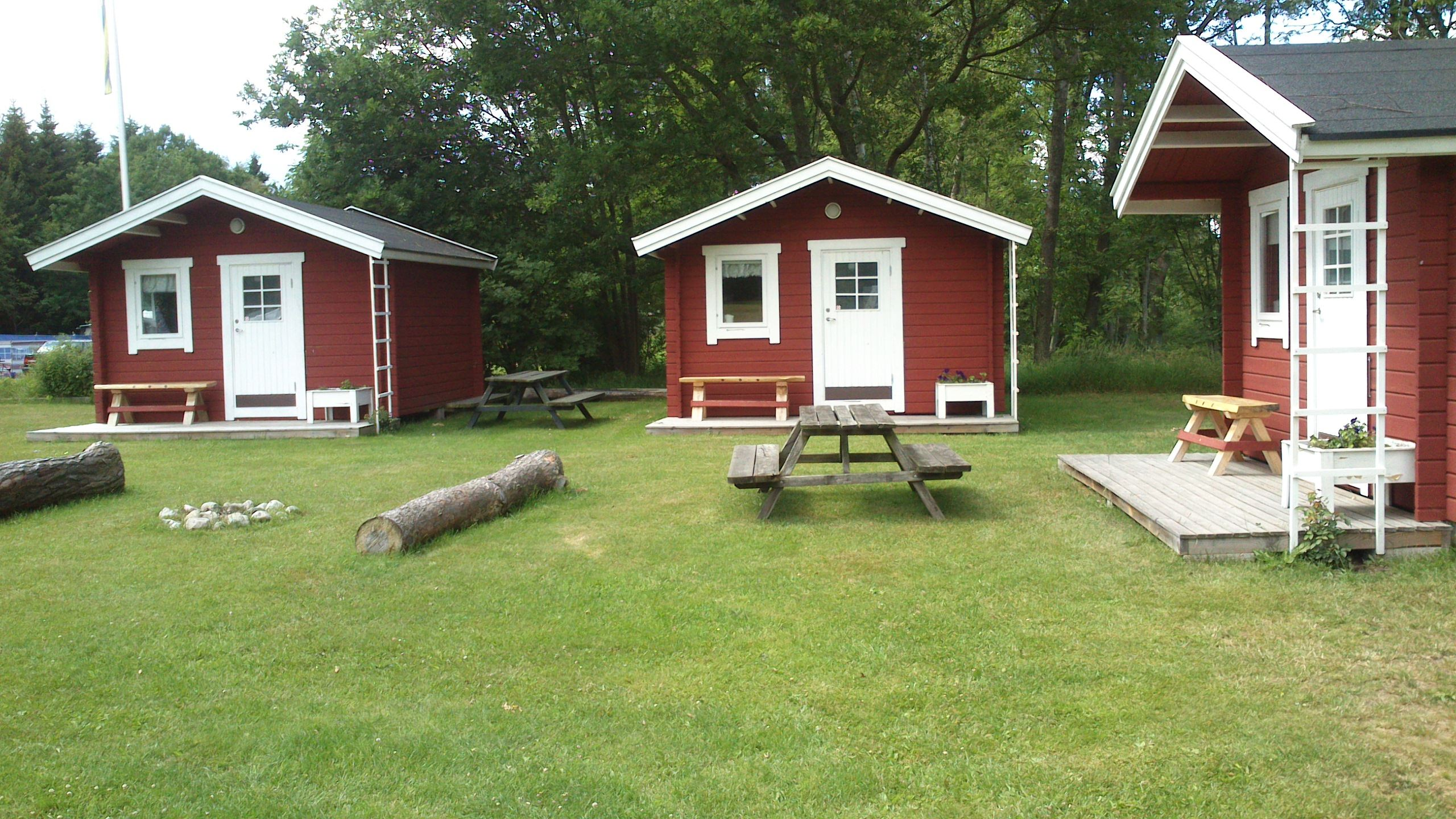 Skeppeviks Camping/Stugor
