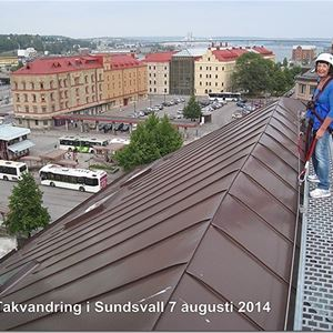 Rooftop Tour (in english)