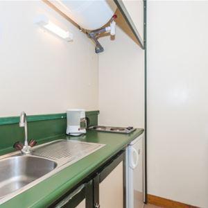 © coin cuisine, VLGB558 - Appartement dans une résidence de vacances au pied des pistes de Val Louron