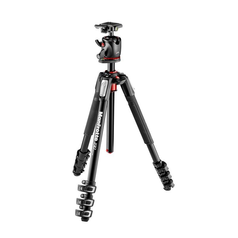 Tripod Manfrotto - Heavier Option, model MK190XPRO4-BHQ2