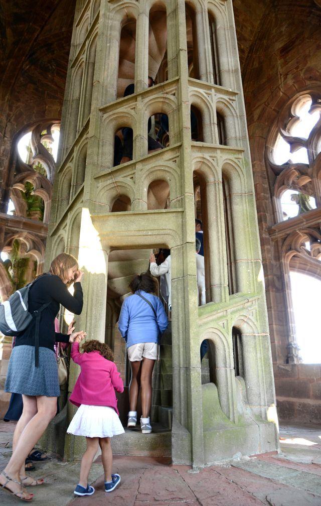 Le clocher des Petits Explorateurs - visite famille