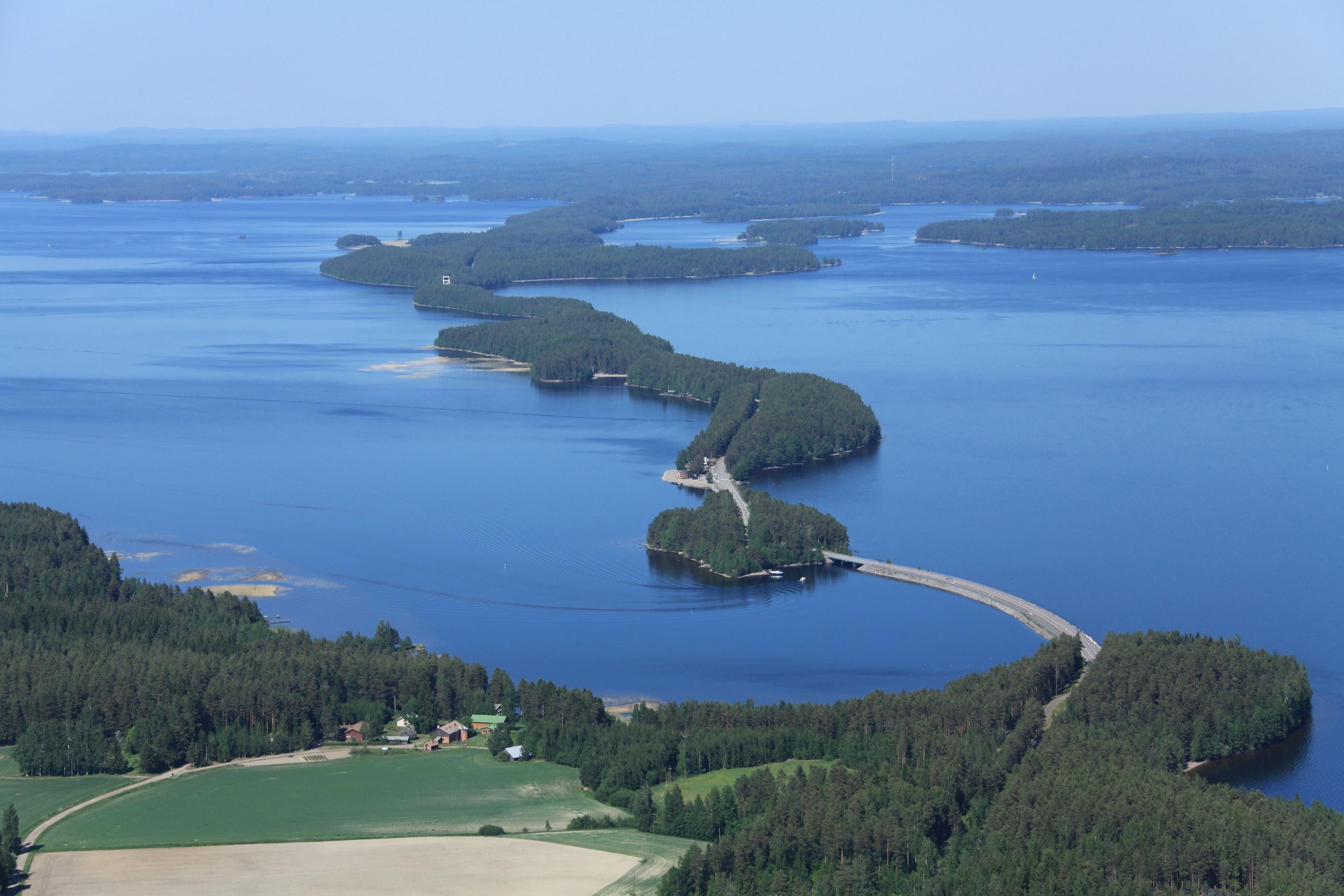 Päijänteen kansallispuisto | Pulkkilanharju