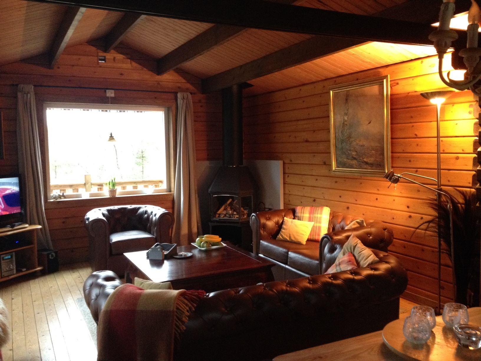 Tanne's cabins