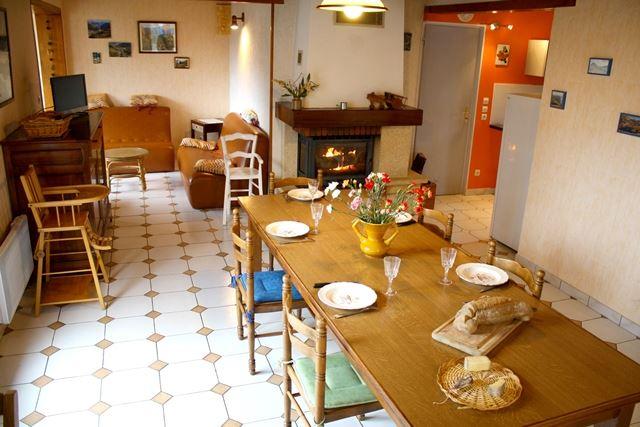 vlg240 - Grande maison indépendante, 10-12 pers. à Génos