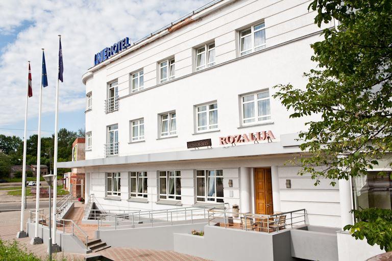 Kolonna Hotel Rezekne