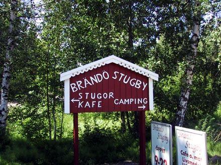 Brändö stugby, café
