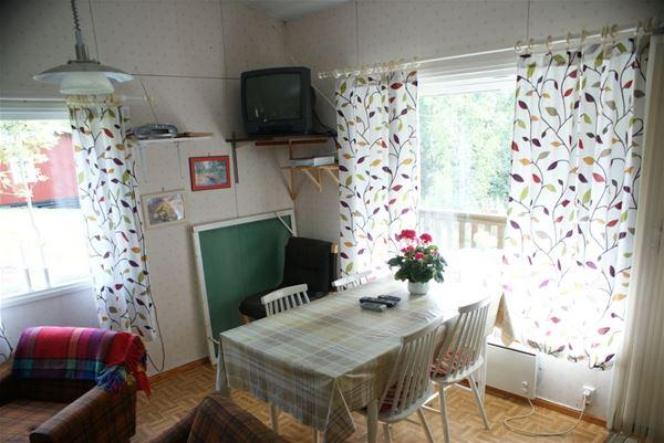 Lillhop stugor, 3-star cabins