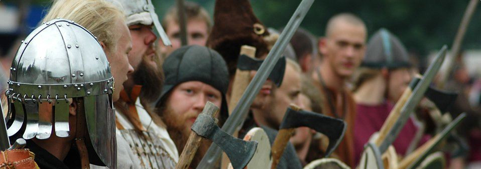 Viking games, group price (min. 10 persons)