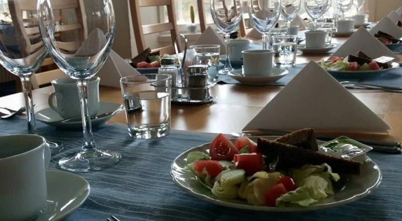 Hotell Brudhäll, restaurang