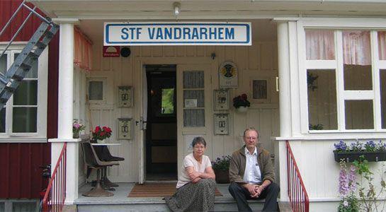 Svenska turistföreningen, STF Öreryd/Hestra hostel