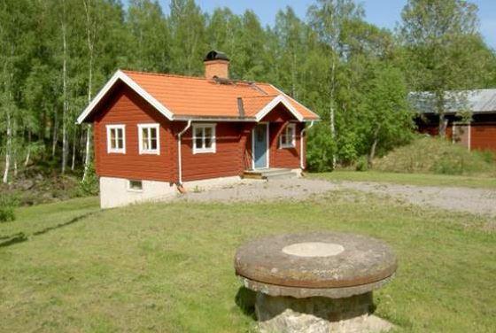 Foto från amot.nu, Bagarstugan Åmot