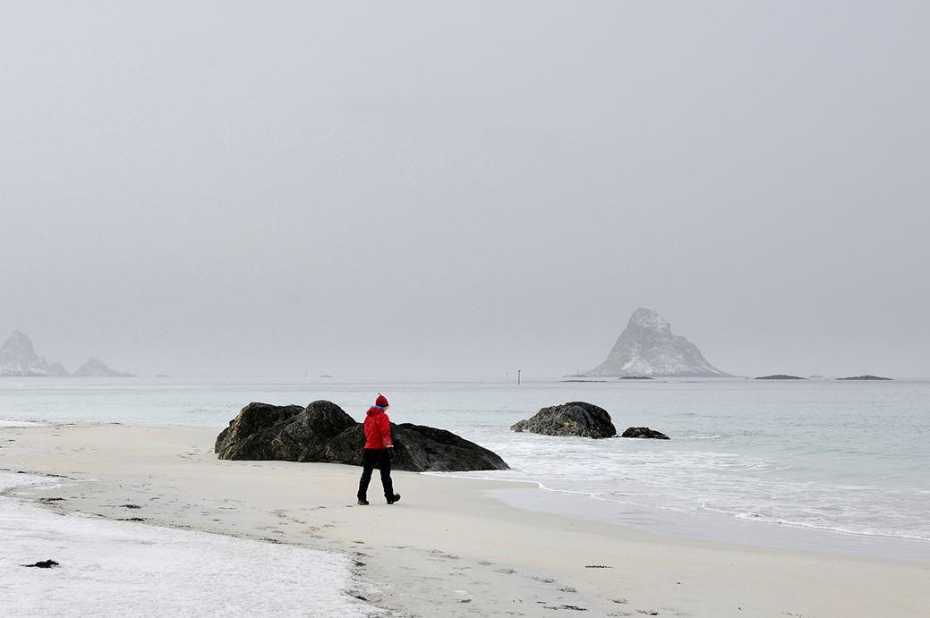 Steinar Skaar,  © Statens Vegvesen, Nasjonal Turistveg Andøy