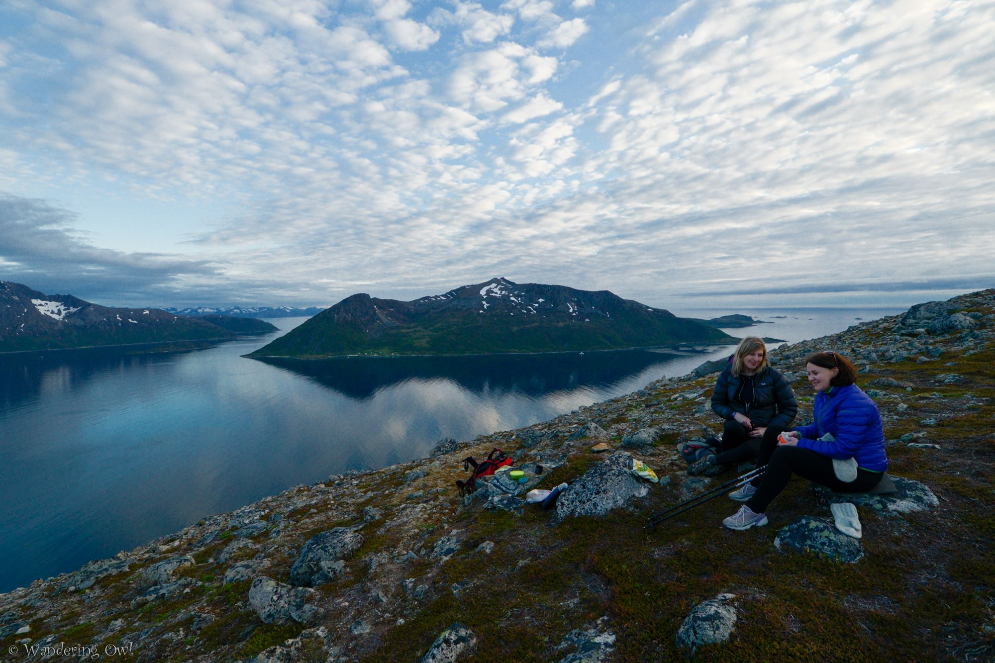 Take a Walk on the Wild Side - a hike on Kvaløya