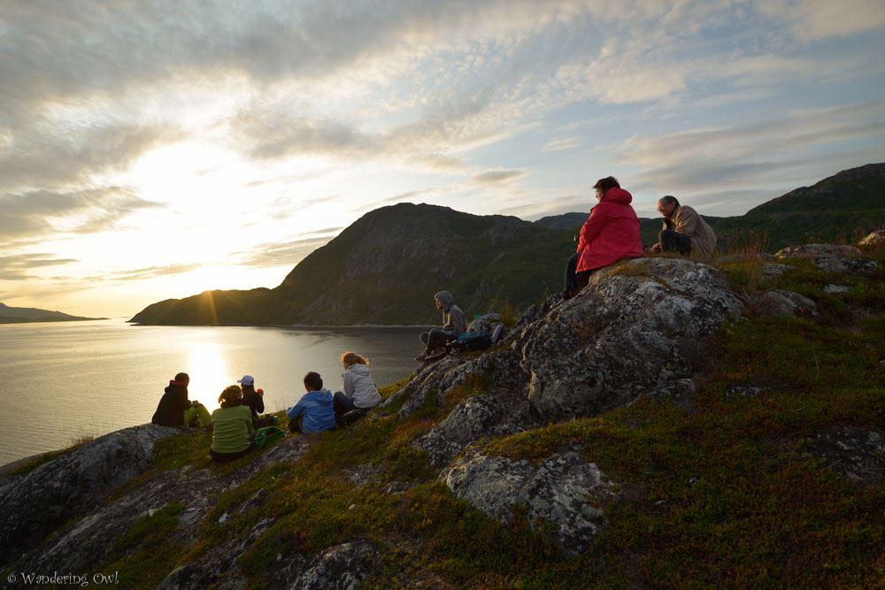 A Night Walk on the Wild Side – a hiking tour on Kvaløya