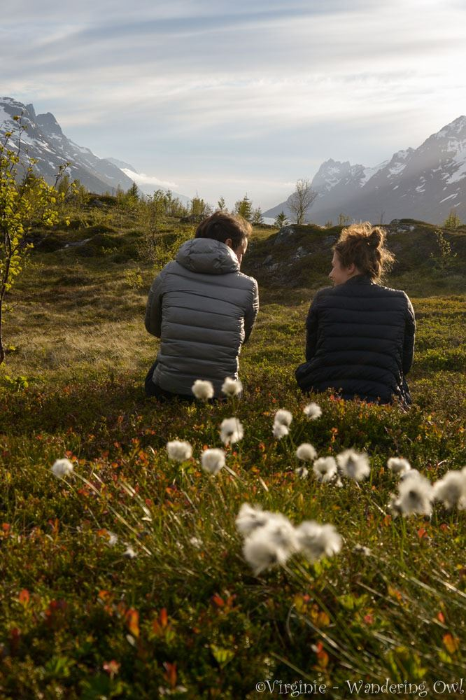 A Night Walk on the Wild Side – a hiking tour on Kvaløya