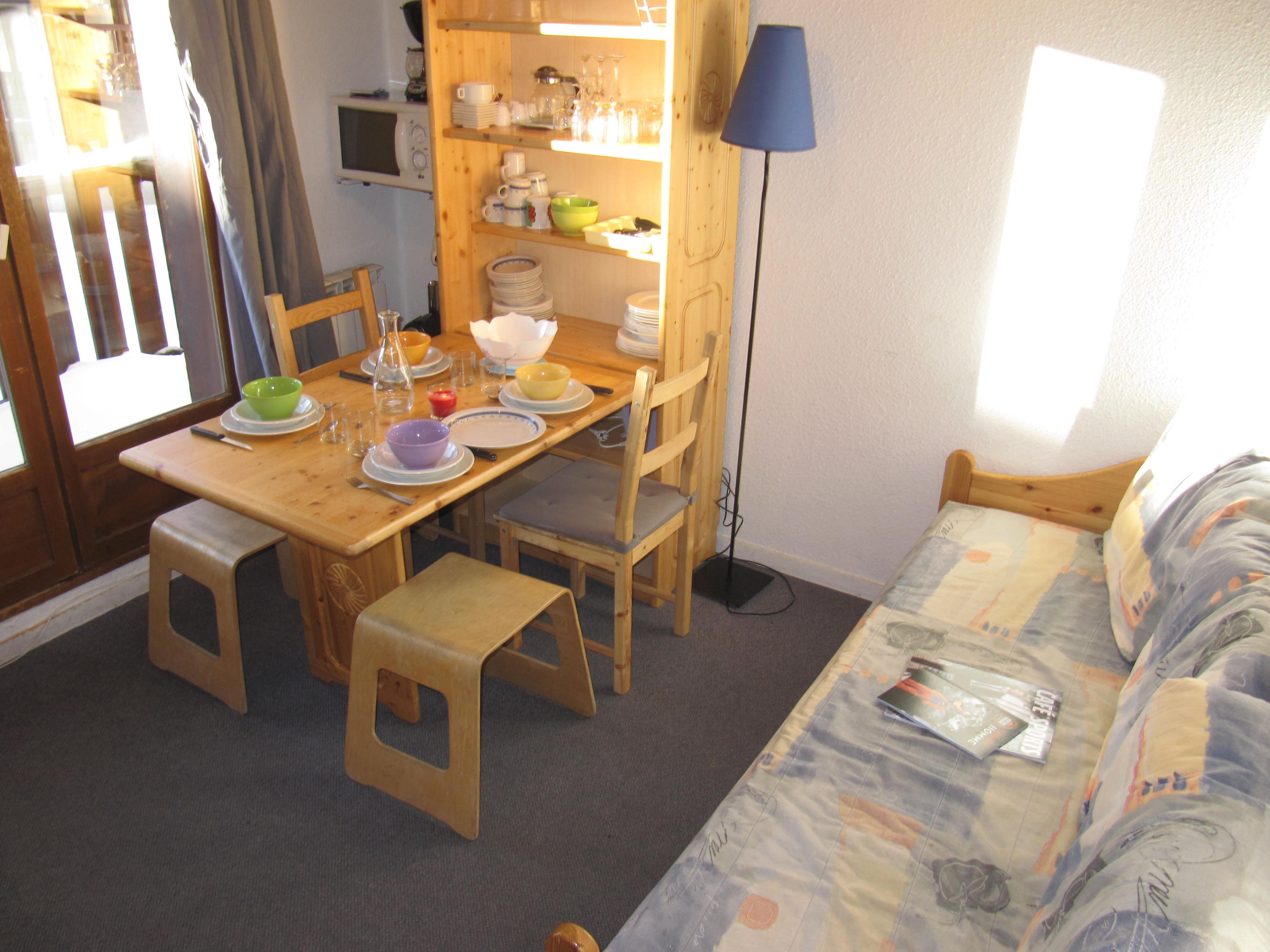 Reine Blanche 019 > 2 Rooms + Cabin - 5 Persons - 1 Bronze Snowflake (MCI)