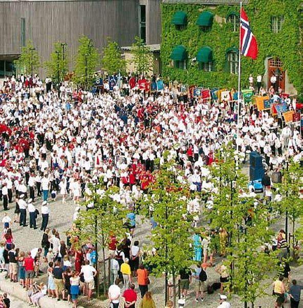 Søre Ål festivalen i Lillehammer