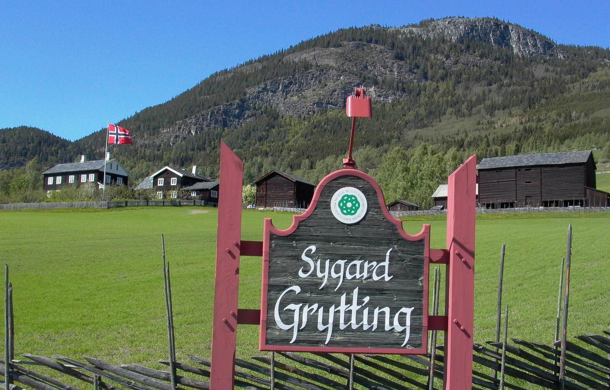Sygard Grytting - Historisk Hotell