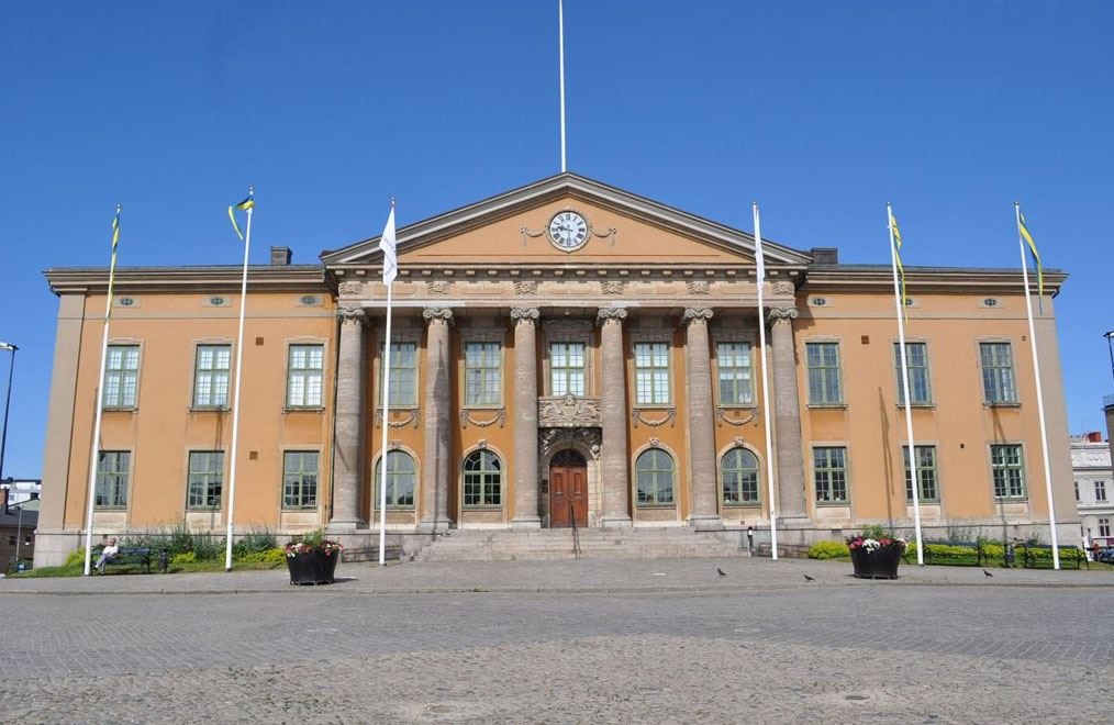 Guided tour - Karlskrona in 60 minutes