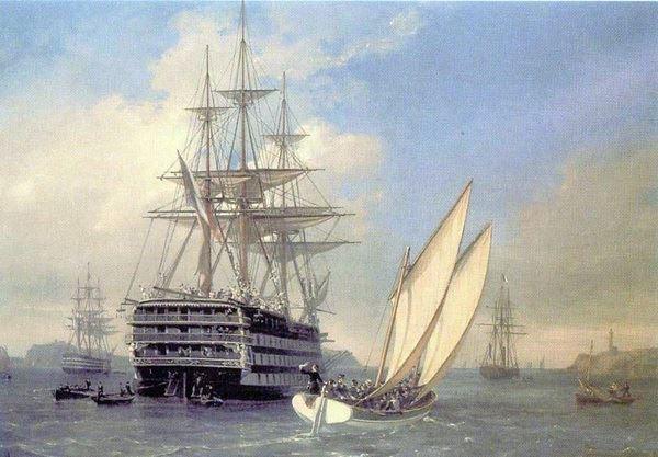 Guidad tur - I sjöfartens spår