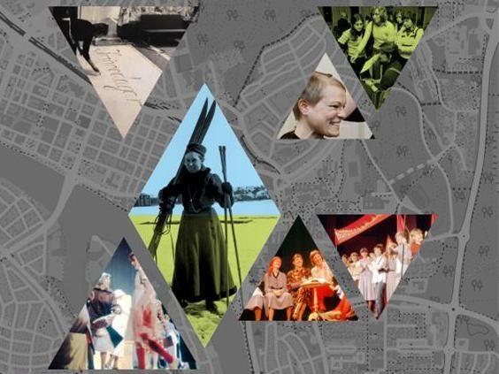 Berättelser i en stad