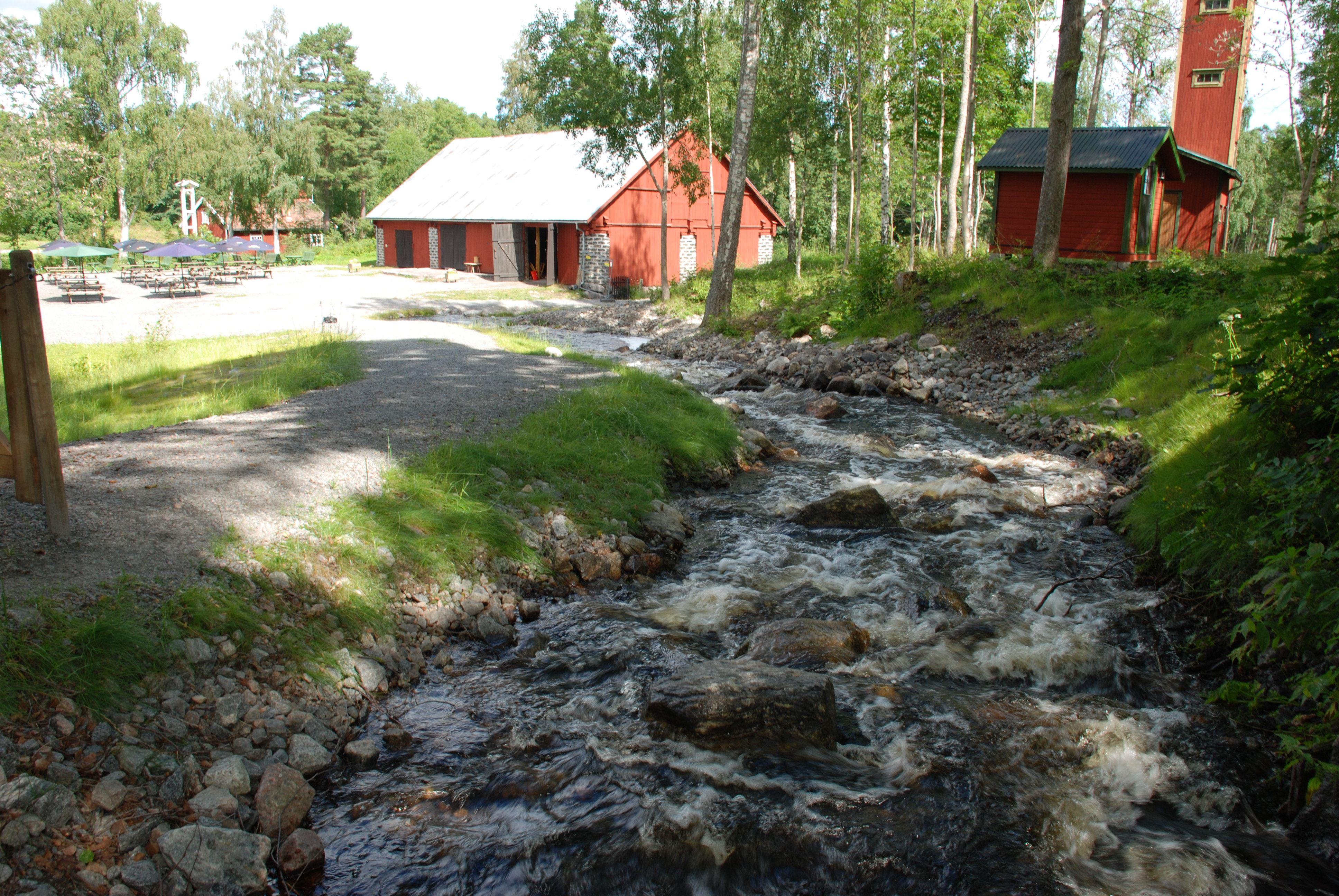 Jörgen Bengtson,  © Jörgen Bengtson, Långvinds ström, Hälsingland