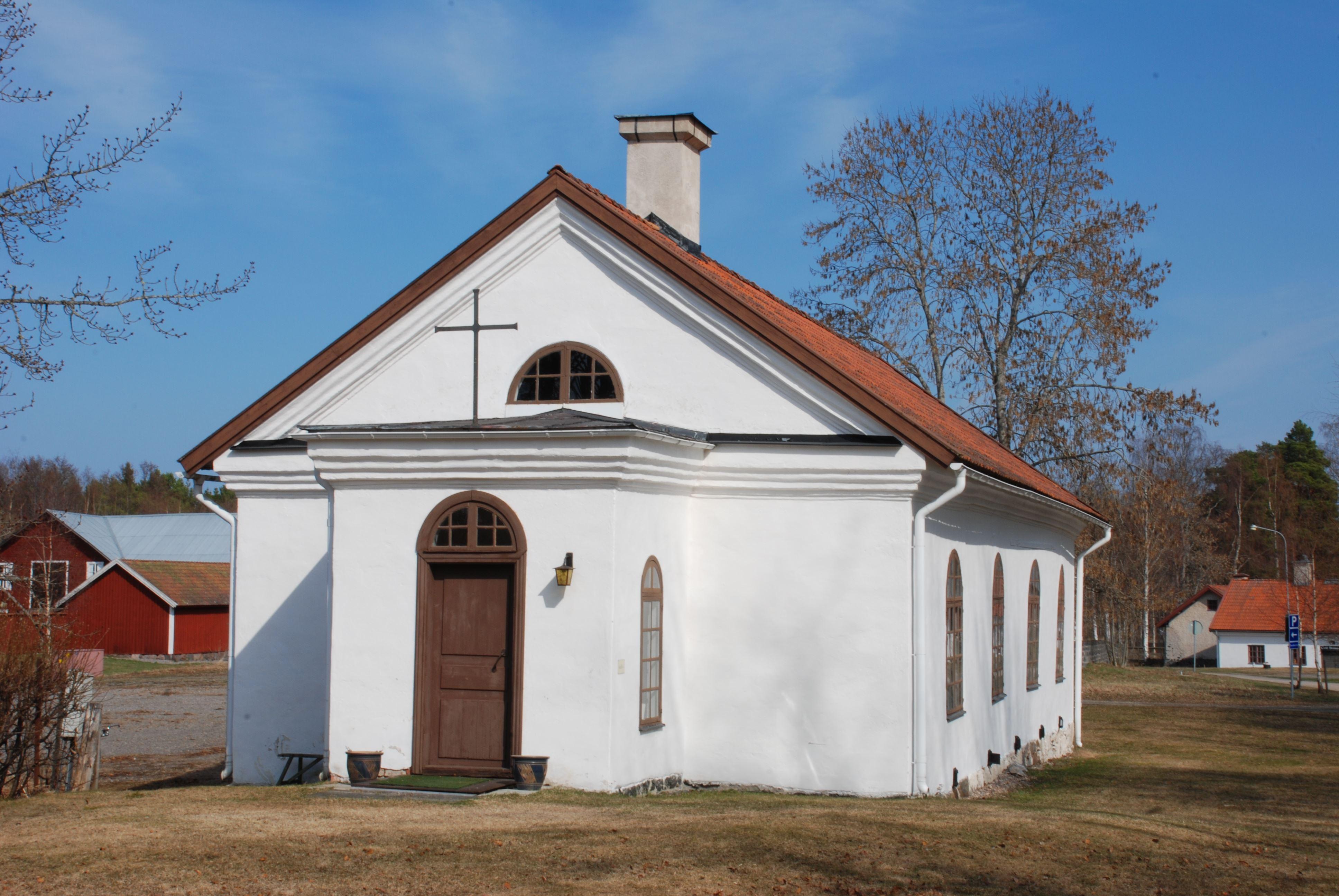 Jörgen Bengtson,  © Jörgen Bengtson, Långvinds kapell, Hälsingland