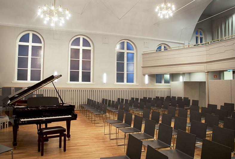 © Magle Konserthus , Magle Konserthus, Castrénsalen