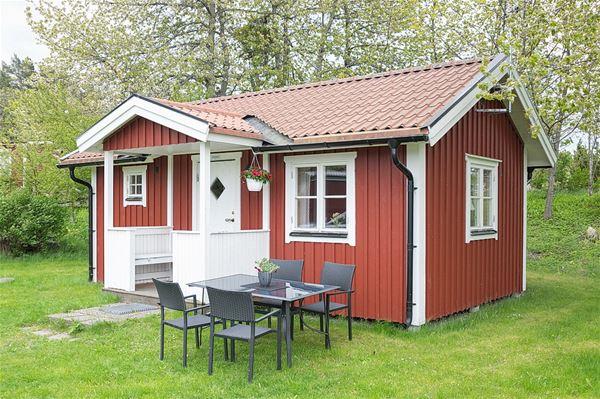 KustCamp Ekön / Ferienhäuser