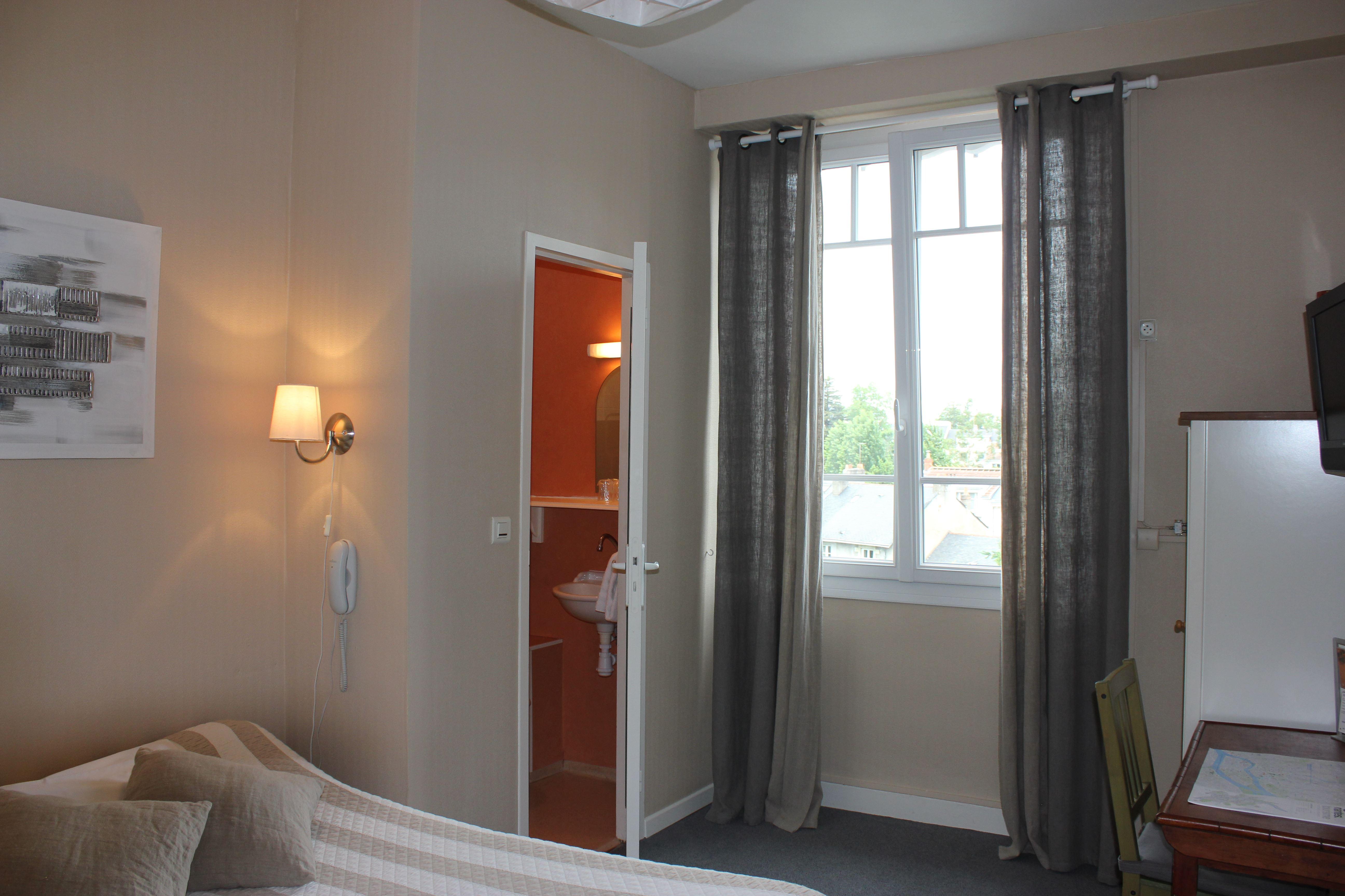 Hôtel Coeur de Loire