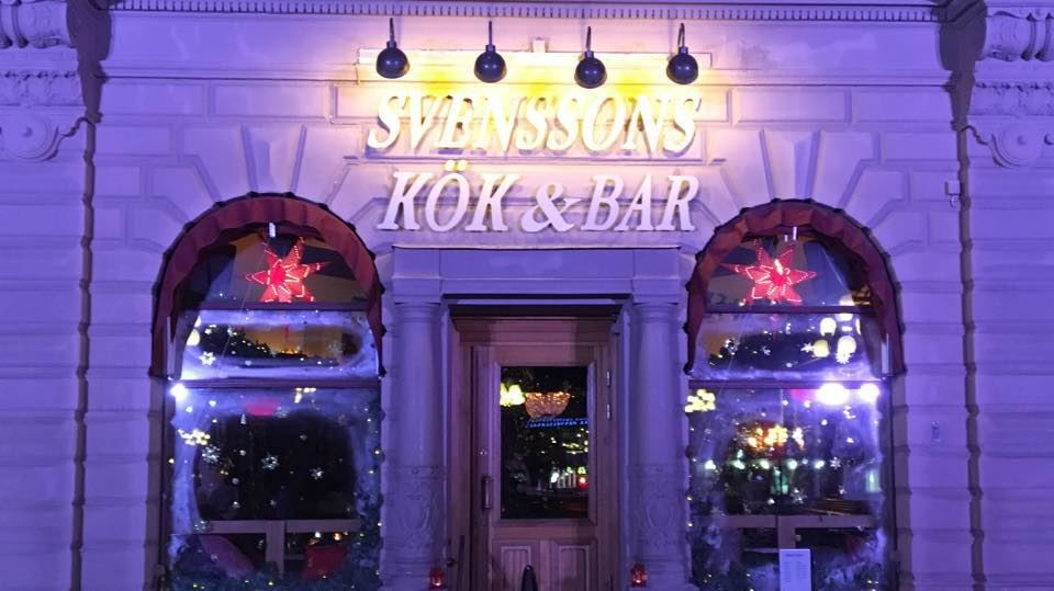 Svenssons Restaurant & bar