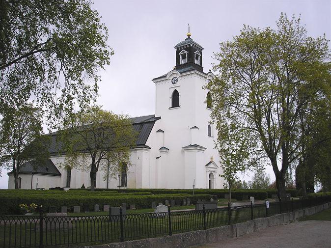 Kyrkovisning av Forsa kyrka