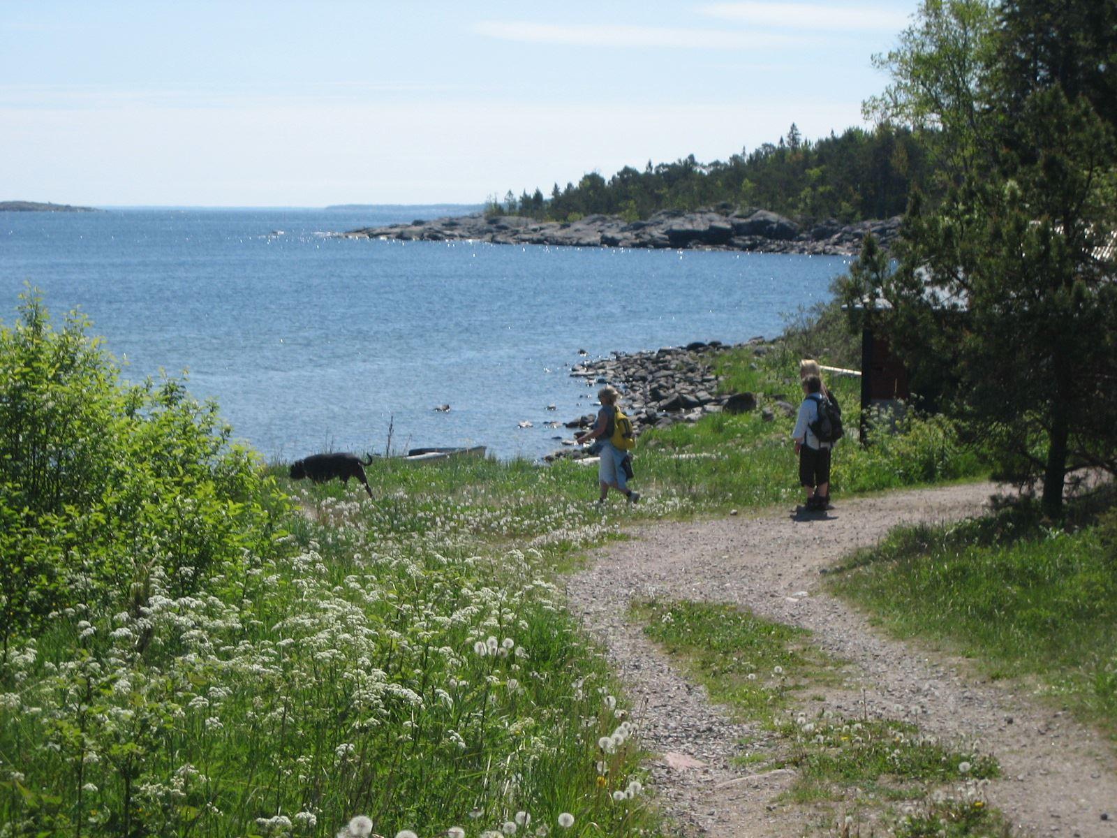 Gräsövandring – 1 dag med vandringsledare