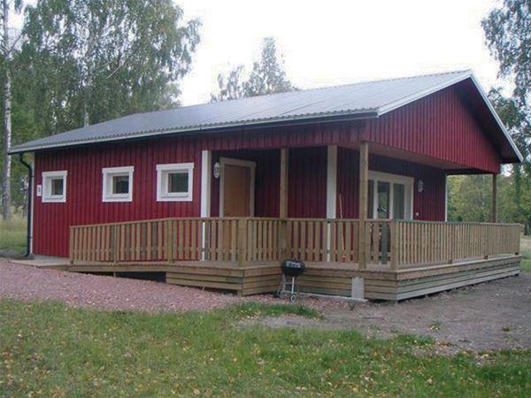 Nordqvists stugor, cottage 9
